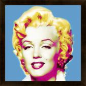 Marilyn in Blue