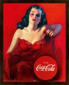 Coca-Cola - Red Dress