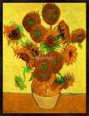 Sunflowers (I Girasoli)