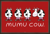 Mumu Cow - Four