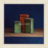 Tin Boxes I