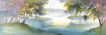 Meandering Lake I
