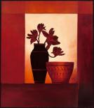 Black Vase I - Jettie Roseboom