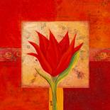 Carré de fleur II