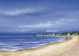Promenade Sur La Baie