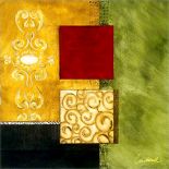 Square abstract I