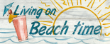 Living on Beach Time - In Color
