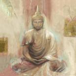 Buddha II - Elvira Amrhein