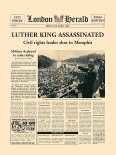 Luther King Assassinated