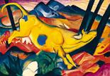 Die gelbe Kuh