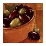 Bol olives laurier