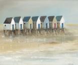 Beach cabins I