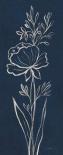 Indigo Floral III