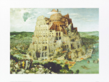 ,he Tower of Babel, 1563