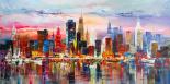 City view I - Willem Haenraets