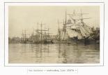 Amsterdam harbour 1890 - Anne Waltz