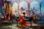 The piano - Willem Haenraets