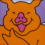 it's great to be a pig - Shunyam van Steveninck