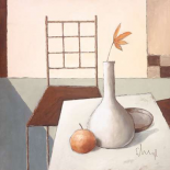 Still life in grey IV - Franz Heigl