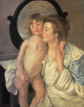 Mother And Child 1899