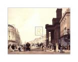 Regent Street Looking Towards the Quadrant