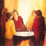 Meeting place II - Jettie Roseboom