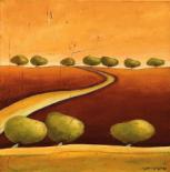 Roads I - Stacy Dynan