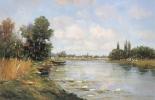 Aan de Waterkant I - Rob De Haan