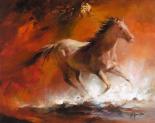Wild Horses I - Willem Haenraets