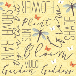 Garden Goddess Word