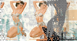 Double pin-up - Teis Albers