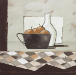Still Life In Grey III - Franz Heigl