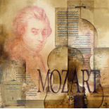 A Tribute To Mozart - Marie-Louise Oudkerk