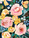 Flower Jumble I