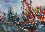 Hamburg Harbour - Andreas Mattern