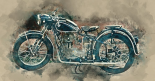 My motorbike - James Hurk