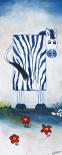 Zebra Cow - A Gill