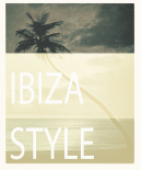 Ibiza palm style - Anne Waltz
