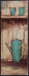 Two Green Cups - Jo Oakley