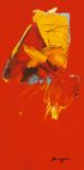 Triptyque rouge III