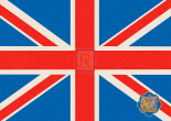 Vintage Regal Flag