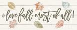 Harvest Sentiments Sign I