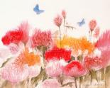 Floral Mist I