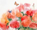 Floral Mist II