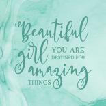 Girl Inspired -Amazing