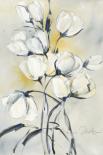 weiße Tulpen I