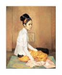 Burmese Pearl
