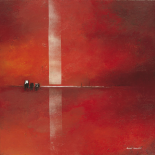 Deep red II - Andre Schrooten