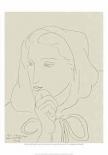 Portrait de femme au