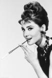 Audrey Hepburn - Cigaret